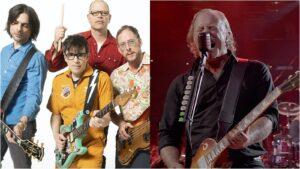 Metallica Weezer
