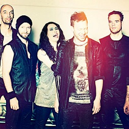 Within Temptation Tickets Tour Karten